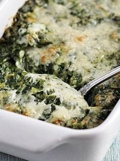 Ina Garten�s Best Christmas Recipes of All Time via @PureWow Side Dish Recipes, Vegetable Recipes, Vegetarian Recipes, Cooking Recipes, Healthy Recipes, Fresh Spinach Recipes, Bariatric Recipes, Recipes Dinner, Potato Recipes