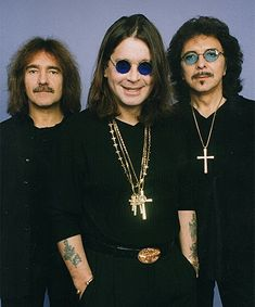 Black Sabbath was formed in 1968 in Birmingham. The members consisted of guitarist Tony Iommi, bassist Geezer Butler, singer Ozzy Osbourne, and drummer Bill Ward.