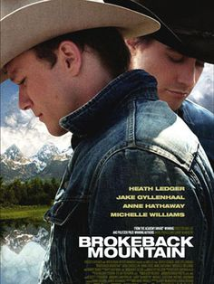 """I wish I knew how to quit you."" —Brokeback Mountain"