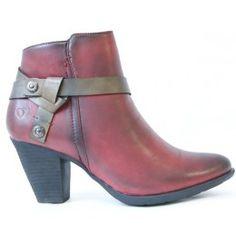 Heavenly Feet - Mango - Ruby  Buy online at www.schoose.co.uk
