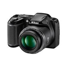 camera-nikon-l-340-202-pilha-pret