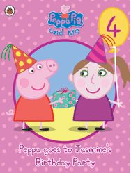 Personalised Peppa Pig: Peppa goes to Your Childs Party