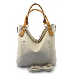 moderní béžová shopper taška charlie two