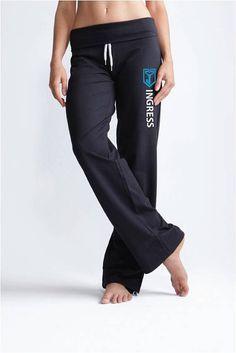 Ingress Resistance Ladies Slounge Pants by SoorDesign on Etsy