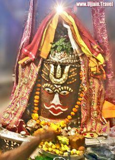 Today, Jan. 30 pic of Bhasma Aarti of Lord Mahakaleshwar Ujjain.  Visit Ujjain for Simhasth during Apr. - May 2016