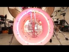 LED Drum Set - Mod Your Drums to React to Sound - YouTube