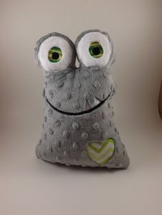 Love Monster Plush Toy