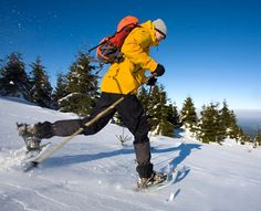 Snowshoeing Tips for Beginners, Adventurers, and Racers Alike