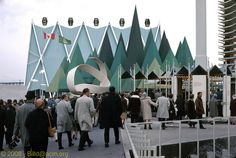 Expo 67 - Canadian Pulp and Paper Pavilion - 2
