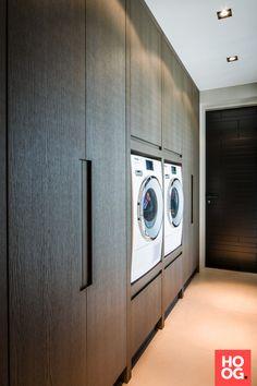 Maatwerk meubel voor wasmachine