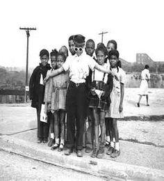 School Crossing Guard, 1950s