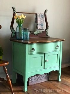 Wash Stand, Buffet, Cabinet, Storage, Furniture, Home Decor, Decorating Ideas, Clothes Stand, Purse Storage
