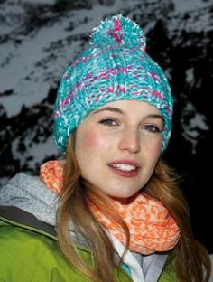 Lumio Color, Hat - Free Pattern: The amazing hat with reflective effect that's permanent even after washing. In this hat in Schachenmayr original Lumio Color you will stand out straight away on the street!