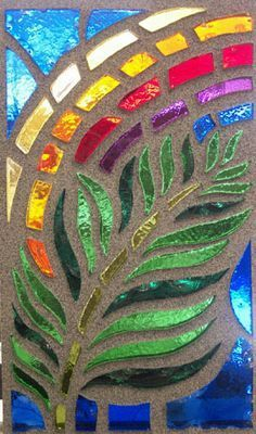 Scarab Glassworks Gallery :: Dalle De Verre :: 5