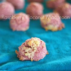 Clawson Live: Raspberry Coconut Macaroons