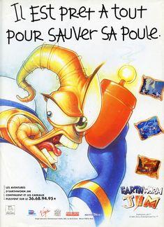 32 publicités retro pour les jeux vidéo des années 80/90 ! (image)