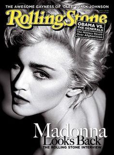 Madonna & Rolling Stone Magazine