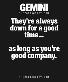 Gemini Facts. | Read more about the zodiac signs here.