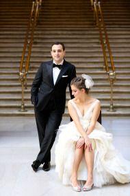 Chicago Wedding from Robyn Rachel Photography | Style Me Pretty  | Big City Bride