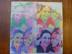 DIY Photo Canvas Prints - must try this!