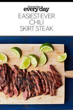 Easy Skirt Steak recipe
