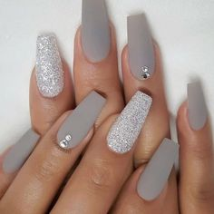39 chic acrylic gel coffin nails design ideas acrylic nails nail beauty makeup Wondrous Winter Nail Design Ideas For 2020 – The Glossychic Design 63 Cute Nail Designs for Every Nail Length & Season: Cute Nails to Try 22 super easy nail art designs and … Winter Nail Designs, Cool Nail Designs, Acrylic Nail Designs, Winter Nails, Spring Nails, Summer Nails, Cute Acrylic Nails, Cute Nails, Jasmine Nails