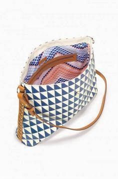 Crosby Hobo Bag in Geo Tile | Stella & Dot...1/2 price and dot $'s=sweet deal!