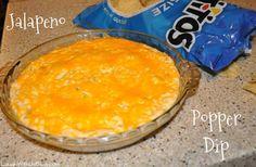 Jalapeno Popper Dip Recipe | Laugh With Us Blog