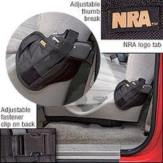 NRA Car Seat Sentry. http://www.nrastore.com/nrastore/ProductDetail.aspx?c=13=SA+22672=e#