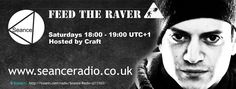 Each Saturday 18:00 UTC+1 we Feed The Raver on Seance Radio #Techno