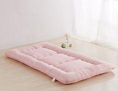 Light Pink Futon Tatami Mat Japanese Futon Mattress Cheap...