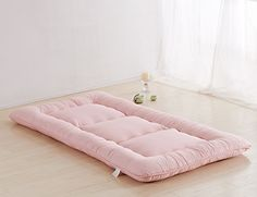 Light Pink Futon Tatami Mat Japanese Futon Mattress Cheap...