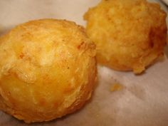 Stuffed Potato balls-Rellenos de Papa: A Tutorial