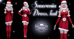 Sims 4 CC's - The Best: Christmas Clothing by Jomsims
