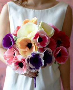tissue paper flowers bouquet - Google Search