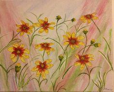 Painting on canvas by Vera Antipenko
