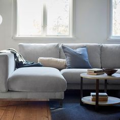 7 best ikea nockeby sofa images ikea nockeby sofa living room rh pinterest com