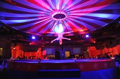 """Circus Gala - Spettacolo """"Aerial Ring"""""""