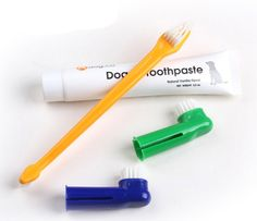 Pet Dog Toothbrush and Toothpaste Combo Kit ,Pet Edible Toothpaste >> Insider's special review you can't miss. Read more  : Dog Health Supplies