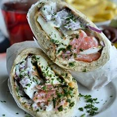 1am and could go with a chicken souvlaki right now from #mesagreekcuisine