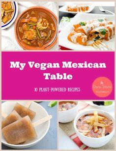 Homemade Vegan Chorizo « Dora's Table