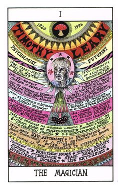 The Magician, Timothy Leary