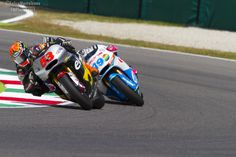 MotoGP: Tito Rabat is the new Moto2 World Champion, and Marc Marquez equals the Doohan's record