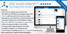 #PHP #SocialNetwork #Platform - CodeCanyon Item for Sale