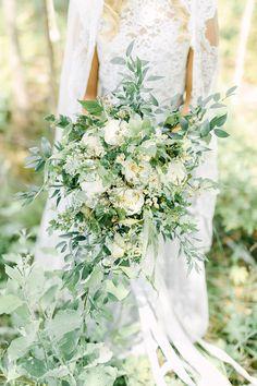 Bohemian Garden Wedding Inspiration North of Sweden|Photographer: Wedding photographer Linda-Pauline