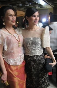 Filipino Traditional Dress - Asia Finest Discussion Forum