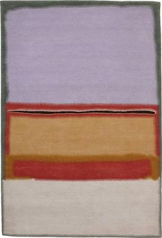 Orange over Violet Artist: Mark Rothko Completion Date: 1968 Style: Color Field Painting Genre: abstract
