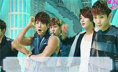 SHINee. (.gif set). Cannot put into words how much I love this. Lol