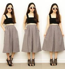 flared skirt mid calf - Google Search