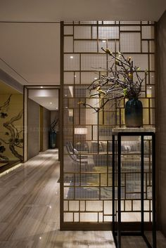 Beautiful Room Partitions Are Becoming More And More Popular In Interior Design. I  Must Say, They Are A Clever And Easy Way To Improve The Functionality Of  Living ...